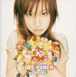 「LOVE PUNCH(通常盤)」