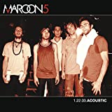 Album «1.22.03.Acoustic»by Maroon 5