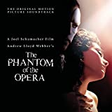 The Phantom of the Opera (Original Motion Picture Soundtrack) [SOUNDTRACK] [FROM US] [IMPORT]