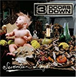 Album «Seventeen Days»by 3 Doors Down