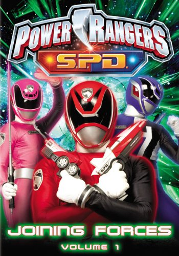 Power Rangers Spd 1