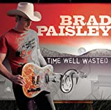 Album «Time Well Wasted»by Brad Paisley