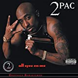 Album «All Eyez On Me»by 2 Pac