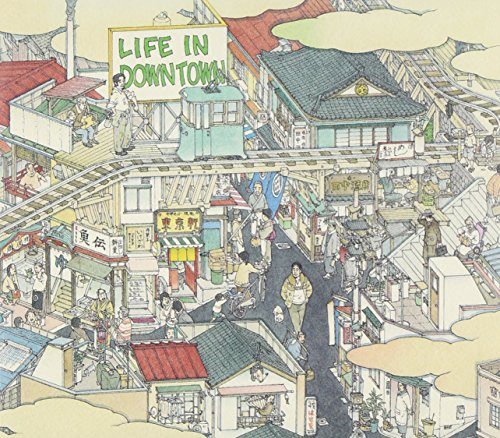 Life In Down Town(初回生産限定盤)