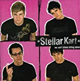 Album «We Can't Stand Sitting Down»by Stellar Kart