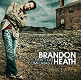 Album «Don't Get Comfortable»by Brandon Heath