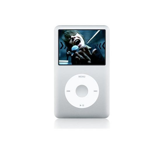 Apple iPod classic 80GB シルバー