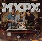 Album «Secret Weapon»by MxPx