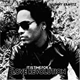 Album «It Is Time For A Love Revolution»by Lenny Kravitz