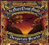 Album «Desperate Hearts»by Bart Crow Band