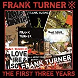 Album «The First Three Years»by Frank Turner