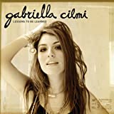 Album &laquo;Lessons to Be Learned&raquo;by Gabriella Cilmi