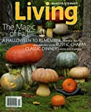 Martha Stewart Living [US] October 2009