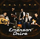 Album «Believe»by Emerson Drive