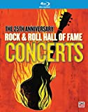 25th Anniv Rock & Roll Hall Fame Concert [Blu-ray]