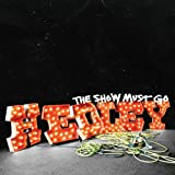 Album «The Show Must Go»by Hedley
