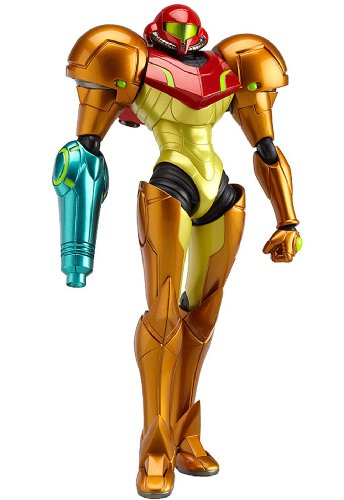 figma METROID Other M サムス・アラン(ABS&PVC製塗装済み可動フィギュア) 画像大