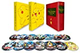 BD�u����Ń|�P���� PIKACHU THE MOVIE PREMIUM BOX 1998-2010�v