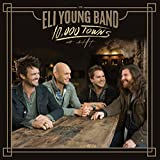 Album «10,000 Towns»by Eli Young Band