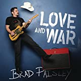 Album «Love and War »by Brad Paisley