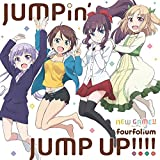 TVアニメ「NEW GAME!!」エンディングテーマ「JUMPin' JUMP UP!!!!」 [Single, Maxi]
